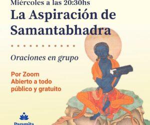 La Aspiración de Samantabhadra